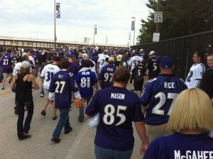 Ravens Fans: Focus on the On-field Issues