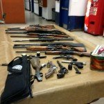 Pigtown Man Charged With Assault, Sixteen Firearms Seized