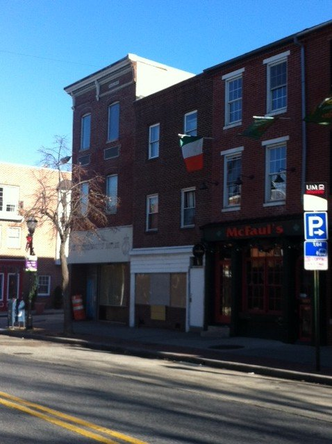 Plans Revealed For 1201 South Charles Street In Federal Hill