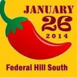 Federal Hill South Chili Cookoff Results
