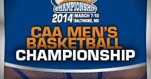 CAA Basketball Tournament Bracket Announced