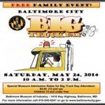 DPW's Big Truck Day on May 24th the BMI