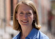 Q&A with Brooke Lierman, Candidate for District 46 Delegate