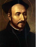 Feast of St. Ignatius of Loyola on August 3rd at Holy Cross
