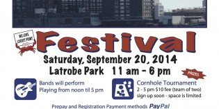 Locust Point Festival on Saturday, September 20th at Latrobe Park
