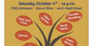 Thomas Johnson Elementary/Middle School Fall Festival on October 11th
