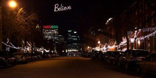 Pictures and Results from the Federal Hill Holiday Decorating Contest