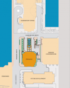 Site Plan from harborviewcommunity.com