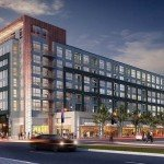 Work Begins at the Anthem House Development in Locust Point