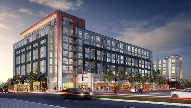Fort Ave Rendering
