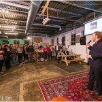 Local Entrepreneurs Gather at First StartUp Soiree