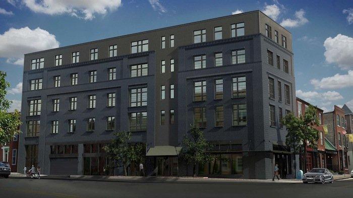 1201 S Charles Street.Rendering