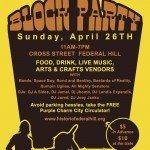 Federal Hill Spring Block Party on Sunday, April 26th