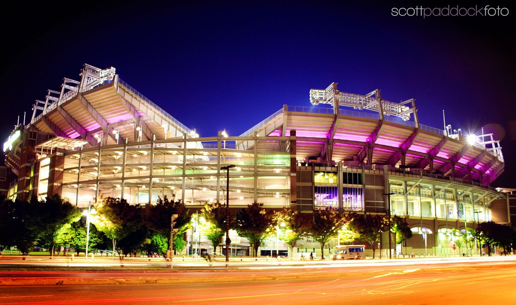 M&T Bank Stadium by Scott Paddock Foto