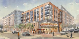 Two More New Buildings Move Forward at Stadium Square