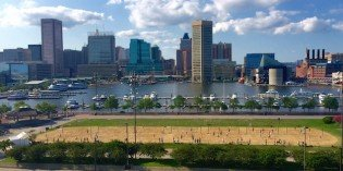 Waterfront Partnership Seeks Improvements to Rash Field, Beach Volleyball Now a Priority