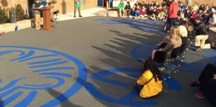 Thomas Johnson Elementary Middle School Opens New Outdoor Reading and Learning Space