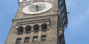 BOPA Launches Indiegogo Campaign to Restore Bromo Seltzer Arts Tower Clock