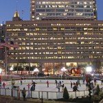 Waterfront Partnership Announces Holiday Events Including Return of Downtown Ice Rink