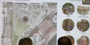 Downtown Partnership Proposes Redesigned McKeldin Square with Smaller Fountain