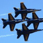 Blue Angels Returning to Baltimore in October