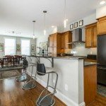 Million Dollar Monday: Stunning Haubert Square Garage Townhome in Locust Point