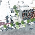 Plans Presented for Anthem House II at Former Rallo's Parking Lot