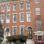 Rental Spotlight: Historic Five-Bedroom Park-Front Rowhome in Union Square
