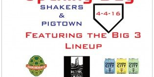 SHAKERS, Diamondback, Charm City Meadworks, and Baltimore Whiskey Team Up for Opening Day Block Party