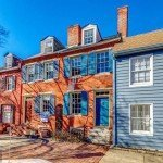 Rental Spotlight: Historic Charm and a Rooftop Deck in Federal Hill