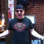 Fundraiser for Injured Nobles Bartender Pete Colussi on Sunday, April 17th
