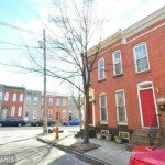 Rental Spotlight: Rowhome with Original Details and a Finished Basement on William Street