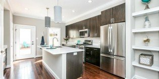 Million Dollar Monday: Renovated Rowhome with Large Outdoor Spaces and 3-Car Parking