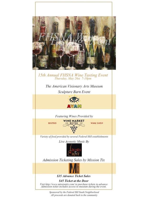 FHSNA_Wine Tasting 2016
