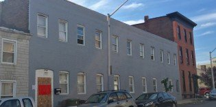 South Baltimore's Victory House Condemned and Listed for Auction
