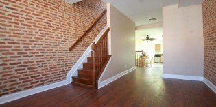 Tuesdays Under 250: Renovated Pigtown Rowhome with a Fireplace and Multi-Car Parking