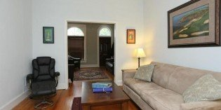 Rental Spotlight: Two-Bedroom Rowhome with a Finished Basement on South Charles