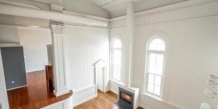 Million Dollar Monday: Federal Hill Condo in Former Catholic School Features 30 Ft. Ceilings