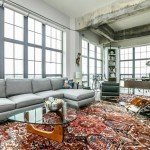 Million Dollar Monday: Condo with Exposed Concrete Pillars and Stunning Views in Locust Point