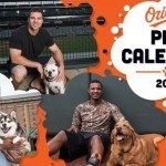 Video: Orioles Announce 2017 Pet Calendar and Signing Event to Benefit BARCS