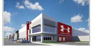 Under Armour Announces 1.3 Million Sq. Ft. Distribution Facility in Sparrows Point