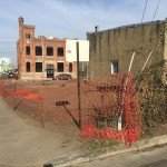 Construction Begins on Wells Street Pocket Park