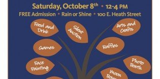 Thomas Johnson Fall Festival and Silent Auction on October 8th