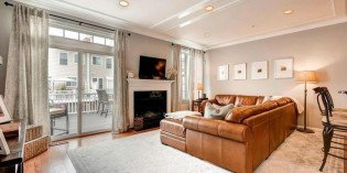 Million Dollar Monday: Townhome with a Garage and Large Rooftop Deck in Locust Point