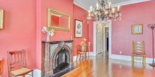Million Dollar Monday: Home with Historic Character and Outdoor Spaces Near Federal Hill Park