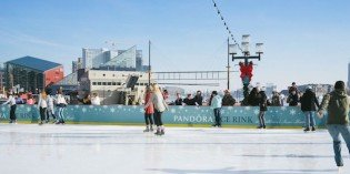 Waterfront Partnership Announces Return of Ice Rink and Holiday Events