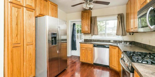 Rental Spotlight: Renovated Two-Bedroom Rowhome for $1400/month