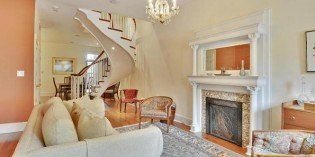Million Dollar Monday: Large Luxury Rowhome on Federal Hill Park