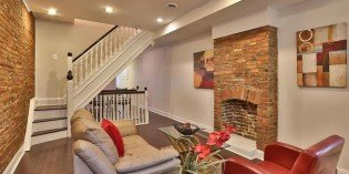 Tuesdays Under 250: Renovated Two-Bedroom, Two-Bathroom Rowhome in Ridgely's Delight
