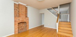 Tuesdays Under 250: South Baltimore Rowhome with Parking and a Rooftop Deck
